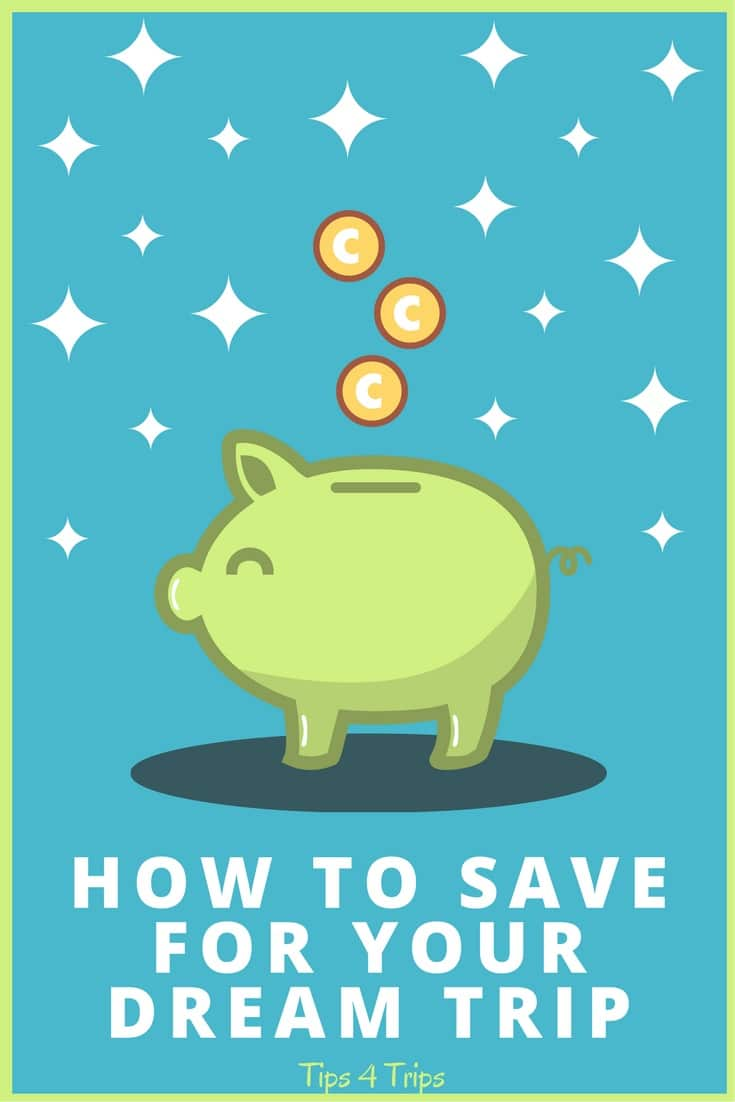 Learn how to save money for travel in 4 steps. This travel budget planner includes a free PDF travel saving budget worksheet to plan your trip.