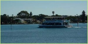 Taking a Mandurah Dolphin Cruise in Perth Western Australia