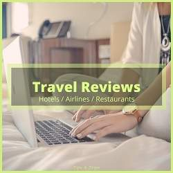 travel reviews to help you plan your trip